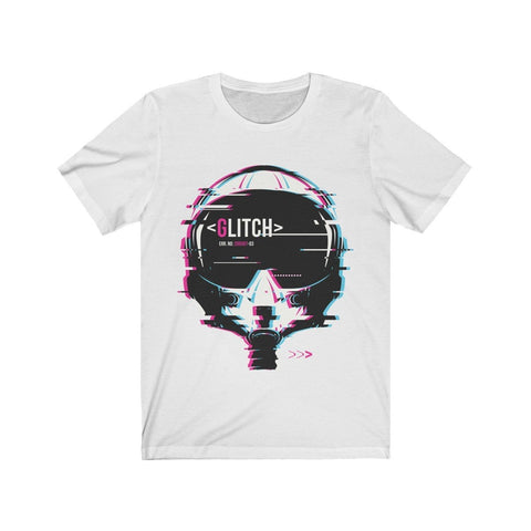 Glitched Reality - T-shirt - Mind Bend Apparel