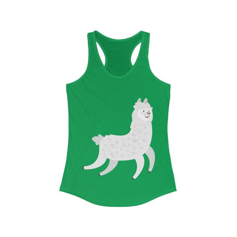 Lama Wondering Around - Tank Top - Mind Bend Apparel