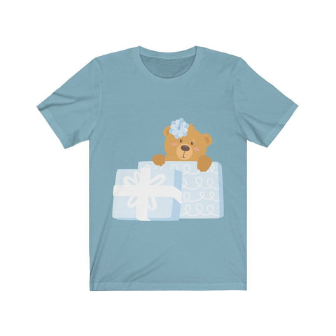 Teddy Bear Opening Gift - T-shirt - Mind Bend Apparel
