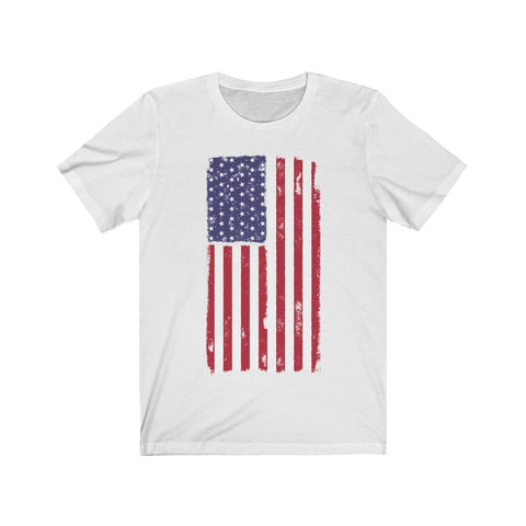 Patriot USA American Flag  - T-shirt - Mind Bend Apparel