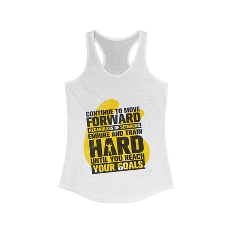 Continue To Move Forward - Tank Top - Mind Bend Apparel