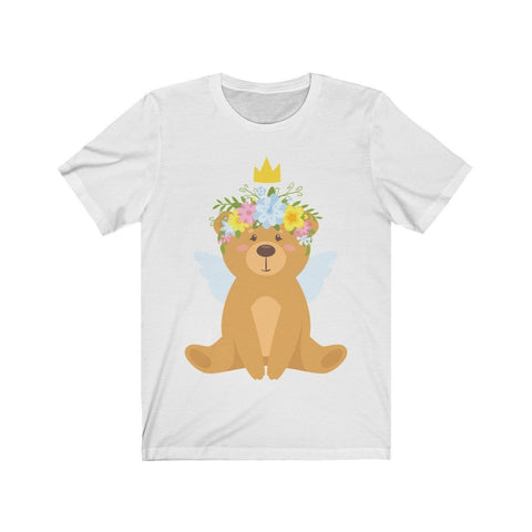 Teddy Bear Being Royal - T-shirt - Mind Bend Apparel