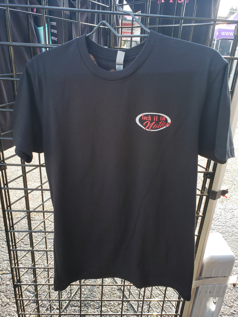Tire size Short Sleeve Black/Red