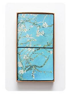 The Van Gogh Traveller's notebooks - Almond Blossoms