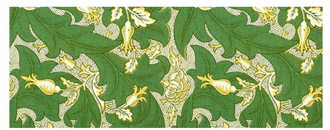 William Morris Washi Tape - Green Leaves