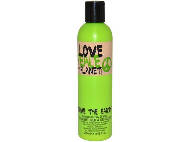 Tigi Love Peace Planet Save the Earth Straightener & Defrizzer 250ml