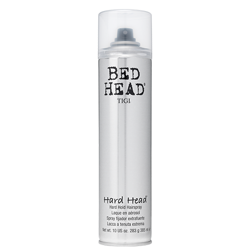 TIGI BED HEAD HARD HEAD HOLD HAIRSPRAY 385ML