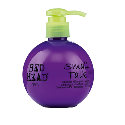 TIGI BED HEAD SMALL TALK 3-IN-1 THICKIFIER, ENERGIZER, STYLIZER 200ML