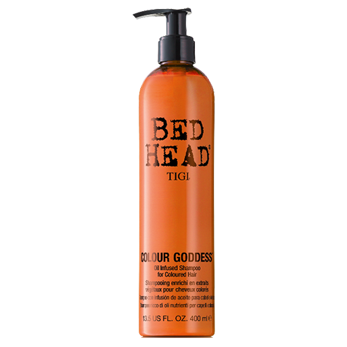TIGI BEDHEAD COLOUR GODDESS OIL INFUSED SHAMPOO