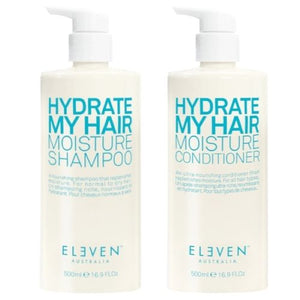 ELEVEN AUSTRALIA Supersize Hydrate My Hair Duo (500ml)