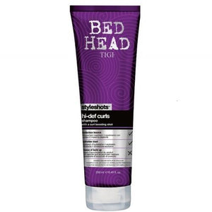 TIGI BED HEAD HI-DEF CURLS SHAMPOO 250ML