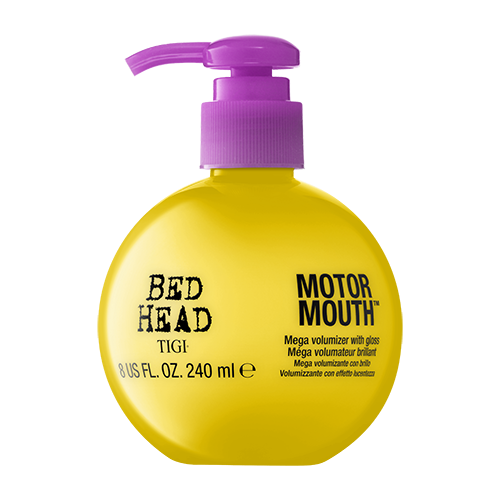 TIGI BED HEAD MOTOR MOUTH MEGA GLOSS VOLUMIZER 240ML