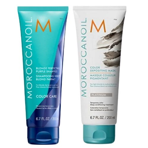 Moroccanoil Blonde Duo
