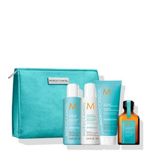 Moroccanoil Hydration Takes Flight Kit
