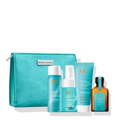 Moroccanoil Style Takes Flight Kit