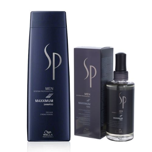 WELLA SP MEN MAXXIMUM SET