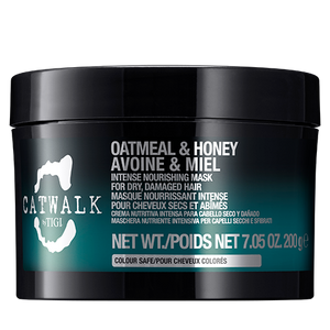 TIGI CATWALK OATMEAL & HONEY HAIR MASK