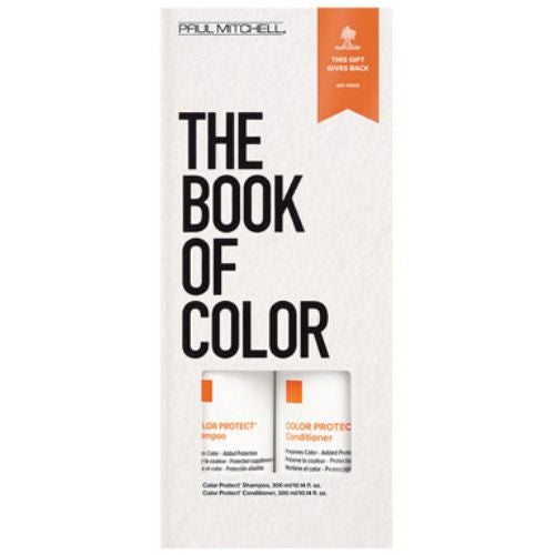 Paul Mitchell The Book Of Color Gift Set