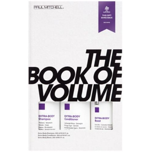 Paul Mitchell The Book Of Volume Gift Set