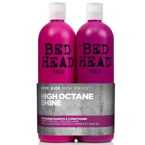 TIGI BEDHEAD RECHARGE SHAMPOO & CONDITIONER TWEEN SET 750ML