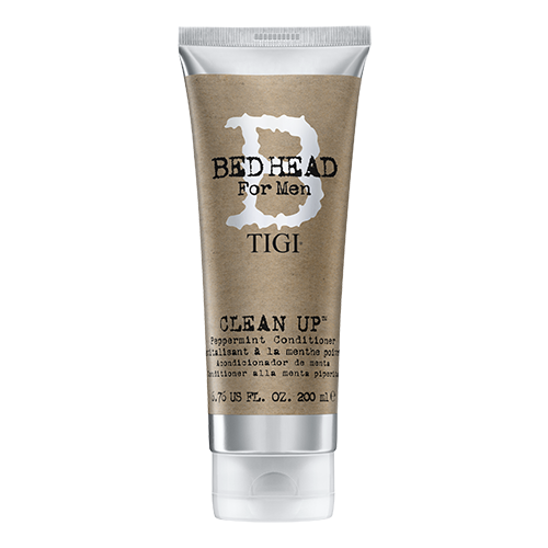TIGI B FOR MEN CLEAN UP PEPPERMINT CONDITIONER