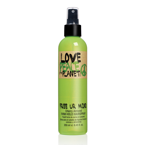 Tigi Love Peace Planet Free Your Mind Hairspray 250ml
