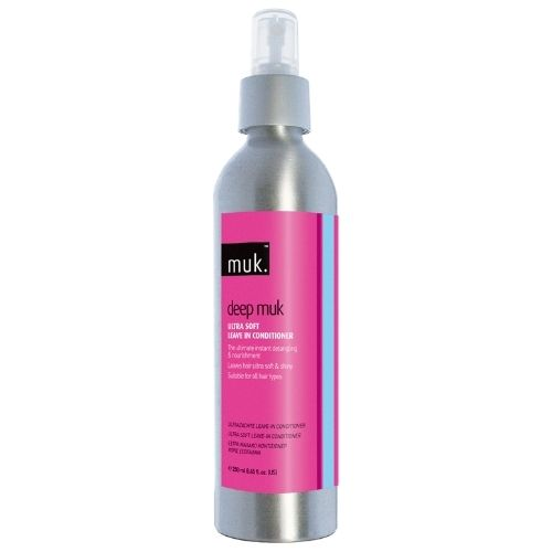 MUK Haircare Ultra Soft Leave In Conditioner 250ml