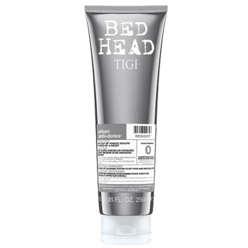 TIGI BED HEAD REBOOT SHAMPOO 250ML