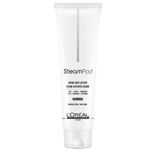 Loreal SteamPod Replenishing Smoothing Cream 200ml