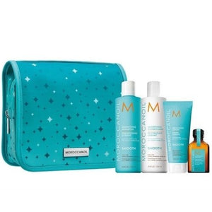 Moroccanoil Twinkle Twinkle Smoothing Holiday Kit