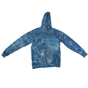 *Sample Sale* Shibori Long Sleeve Hoodie 1/1 Size M