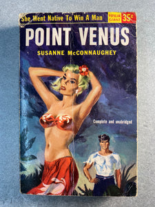 Point Venus by Susanne McConnaughey