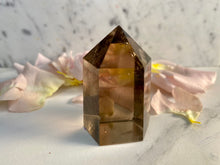 Load image into Gallery viewer, Smokey Quartz Tower Point #1