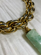 Load image into Gallery viewer, Venus - Akashic Records Collection-  Frequency Soul Chains Choker w Aventurine
