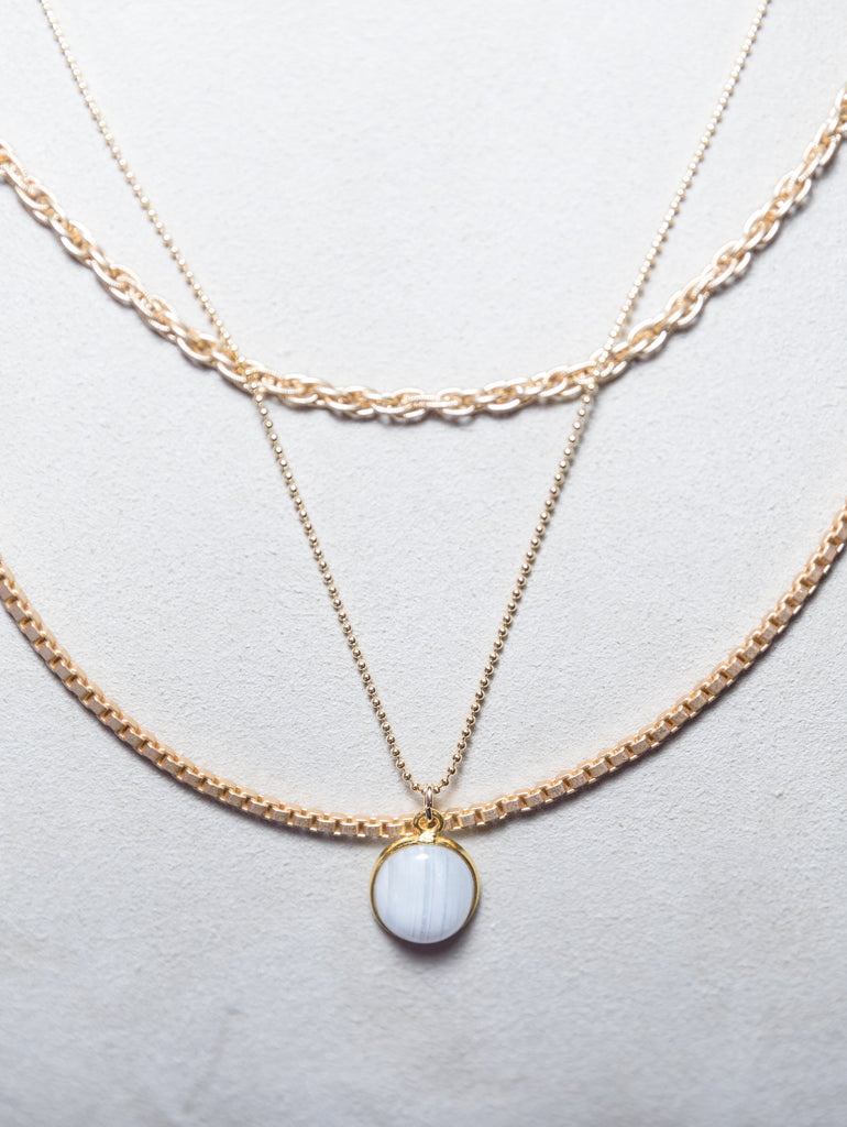 Five tips for layering jewelry