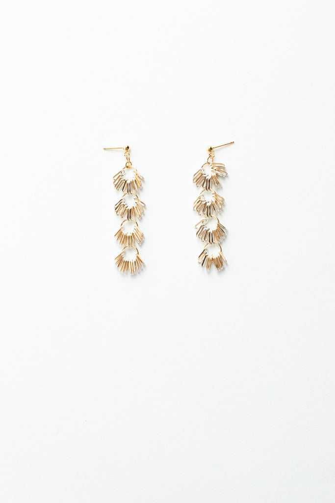 Waterfall Fringe Earrings