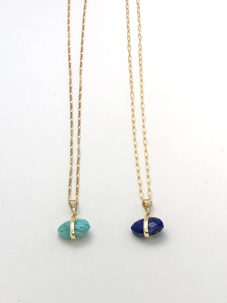 The Stone Harbor Necklace