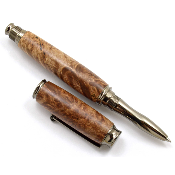 Maple Burl Executive Wood Pen