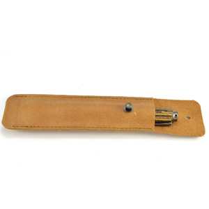 Real Leather Pen Pouch
