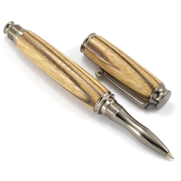 Zebrawood Executive Wood Pen
