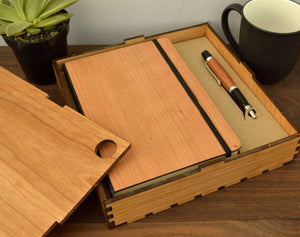 Hand Made Office Box Gift Set