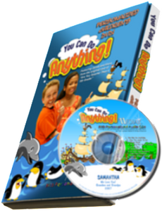 Personalized You Can Do Anything Music DVDs - The Lollipop Guild