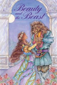 Personalized Beauty and the Beast book