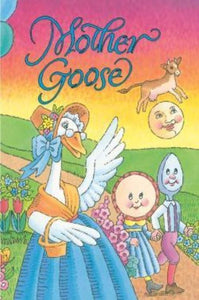 Personalized Mother Goose Book for children