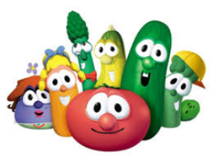 Personalized Veggie Tales™ Digital Music Silly Songs Music - The Lollipop Guild