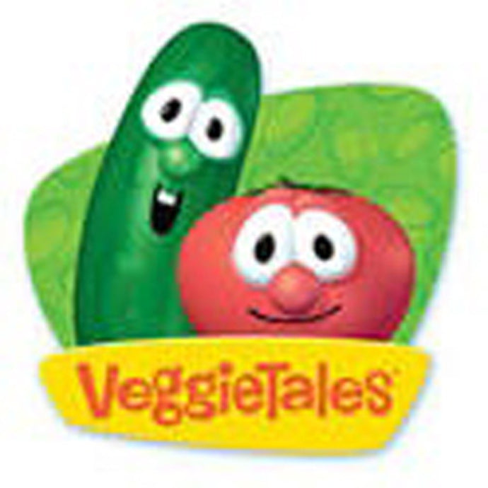 Personalized Veggie Tales™ Digital Music