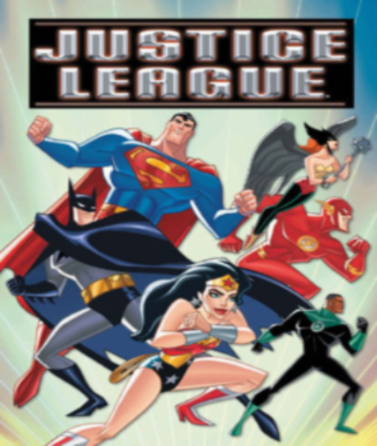 Justice League™ Personalized Jumbo 9