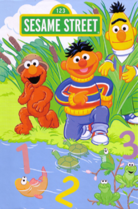Let's Count with Elmo™ Personalized Book - The Lollipop Guild