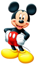 Load image into Gallery viewer, Personalized Digital Mickey, Minnie and Goofy™ Music - The Lollipop Guild