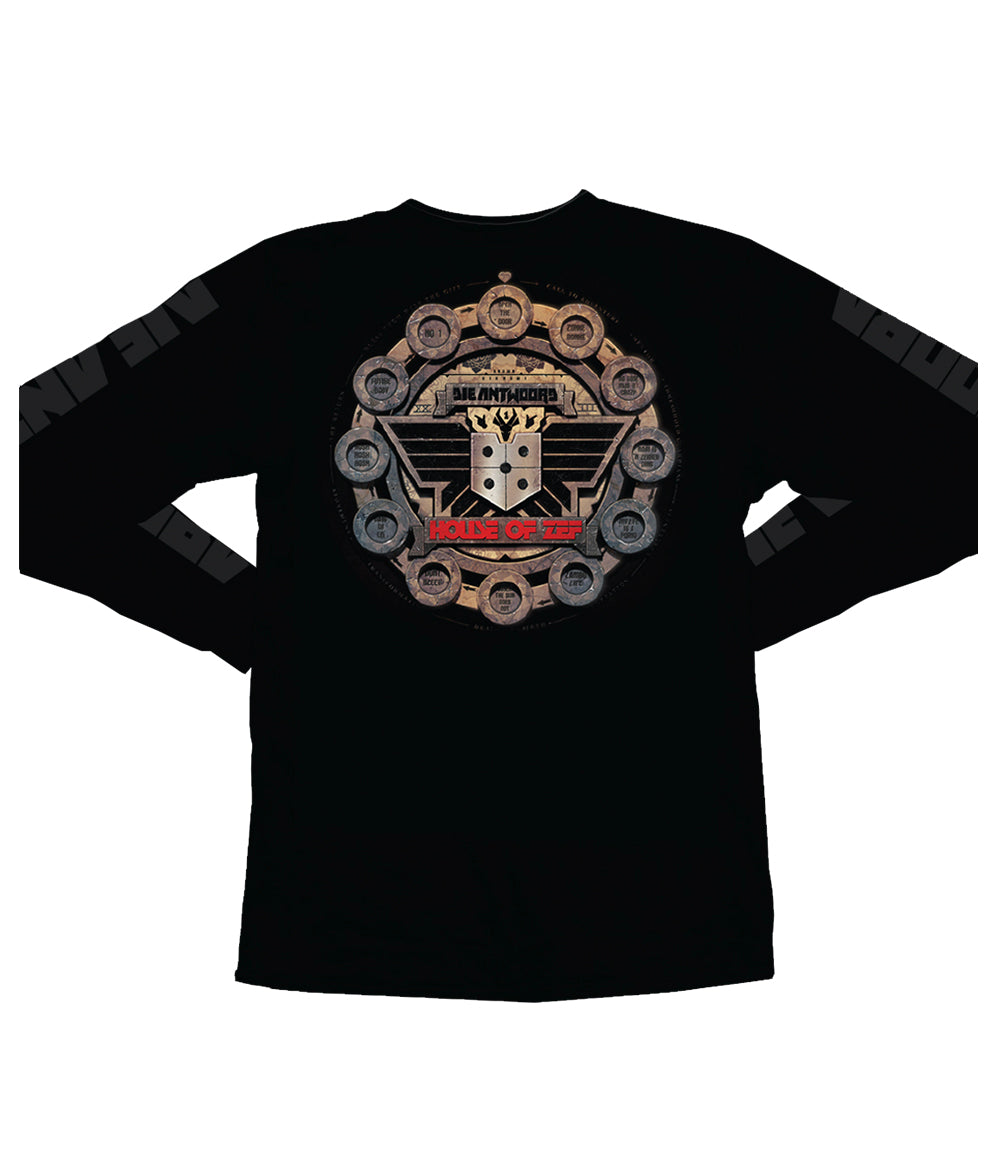 Die Antwoord House Of Zef Long Sleeve Shirt